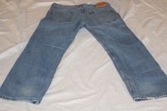 Levis 550 29x29  18reg female blue  jeans pre-owned relaxed  #Levis #Relaxed