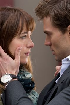 Fifty Shades of Grey Movie Pics