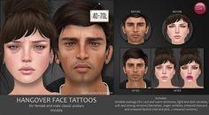 TDRF (Hangover Face Tattoos) | Flickr - Photo Sharing!