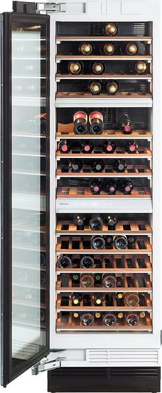 KWT 1613 SF - MasterCool™ Wine Temperature Control Unit   for optimum conditioning, thanks to different zones and Miele TouchControl. --NO_COLOR