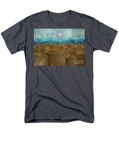 Men's T-Shirt (Regular Fit) - Tsunami