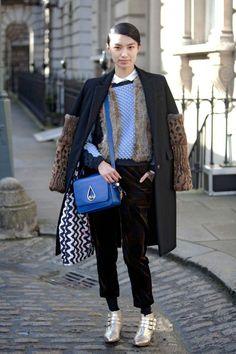 Street Style : Street Style: London Fashion Week