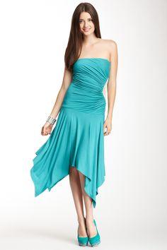 Sky Arnett Maxi Dress on HauteLook Pretty, flirty dress in a fun summer color!