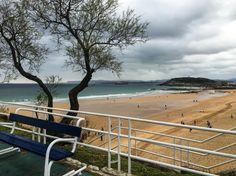 #santander #spain #beachlover #cantabria #costanorte #peninsulaiberica