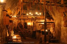 La cereria medievale - Gaita San Pietro
