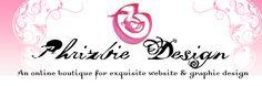 Spa Website Design by Phrizbie Design, logo designs, logo branding, business card design