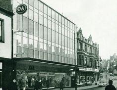 C & A, Standishgate, c1964.