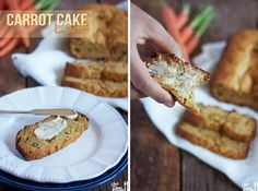 Paleo Carrot Cake Loaf Recipe on Yummly