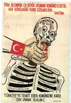 Anti-Komünist Propaganda