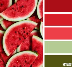 Add the juiciness of watermelon to your kitchen or dining area with a little color!