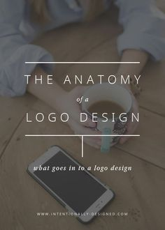 Careful thought and intentional consideration goes in to choosing fonts, colors, and layout so that each logo tells the right story and communicates the right message. A logo is more than just your business name in a pretty font.