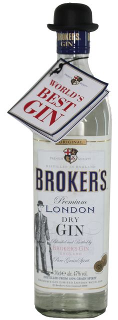 the best gin in the world!!!