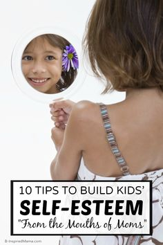 10 Tips from Fellow Moms on How to Build Self-Esteem in Kids - Sponsored by Honey Girls by Build-A-Bear - B-Inspired Mama Parenting Articles, Parenting Teens, Kids And Parenting, Parenting Hacks, Building Self Esteem, Confidence Building, Self Esteem Activities, Counseling Activities, School Counseling
