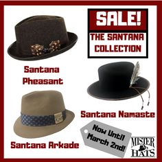 We have the largest selection of headwear in the Midsouth. Hat Stores, March, Hats, Collection, Hat, Hipster Hat, Mac