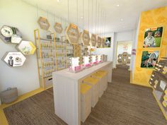 Burts Bees Creates A Buzz With Pop Up Hive In London