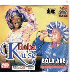 Bola Are - Baba Kuse - Video CD