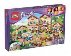 LEGO Friends - Letni obóz jeździecki #lego #friends
