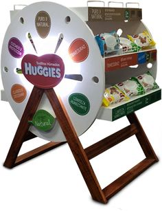 Shop Display Stands, Pos Display, Display Design, Fun Places For Kids, Pos Design, Retail Signage, Point Of Purchase, Food Displays, Moon Cake