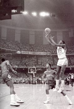 UNC Finals: George Town 17 sec Last Shot (1981/82)