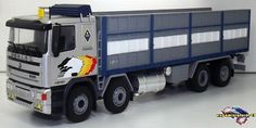 Pegaso Troner 1436 1990 1/43 Offroad, Trailers, Trucks, Weapons Guns, Paper, Classic Trucks, Cars Motorcycles, Wooden Truck, Scale Model