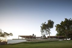 Isay Weinfeld Fazenda Boa Vista Equestrian Center
