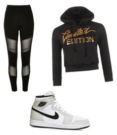 """""""Untitled #143"""" by tia12502 on Polyvore featuring WearAll, River Island and NIKE"""