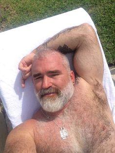 Naked hairy mature older men