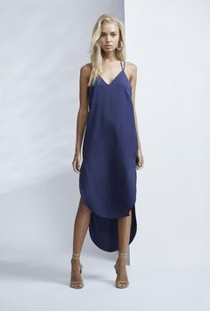 Finders Keepers - The Prelude Dress In Ink