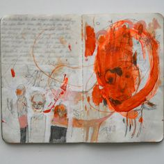 Lars Henkel sketchbook