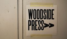 Welcome to the well pressed, timeless allure of Woodside Press | Typorn.org