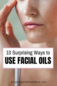 Facial oils are really hyped up in the beauty industry right now, for good reason. They can do amazing things for the skin on our faces, but also have many other uses. #facialoils #cleanbeauty #cleanbeautyblogger #beautyblogger