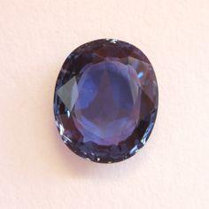 1.87 ct, Sapphire, Oval, Blue