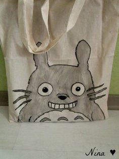 Totoro Bag :)
