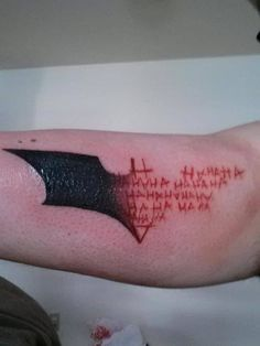 I want this tattoo. That'd be badass…
