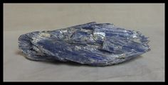 Blue Kyanite Blades Chunk Large Rough by timelessdesigns07 on Etsy