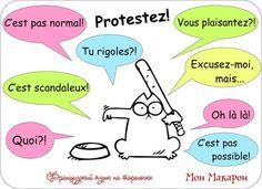 Protester   Français Langue étrangère   Scoop.it
