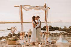 Beach wedding photos Beach Wedding Photos, Beach Wedding Photography, Hard Rock Hotel, Ibiza, Wedding Videos, Daytime Wedding, Fotografia, Ibiza Town