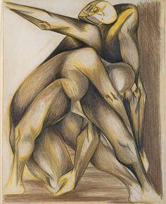 Jackson Pollock Untitled (Figure Composition) ca. © 2010 The Pollock-Krasner Foundation / Artists Rights Society (ARS), New York Action Painting, Drip Painting, Jackson Pollock, Willem De Kooning, Kandinsky, Pollock Paintings, Modern Art, Contemporary Art, Lee Krasner