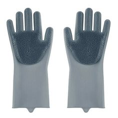 Make washing and scrubbing a quick, hygeinic and efficient process with the Antibacterial Silicone Cleaning Gloves from Scruba-Dub Vacuum Cleaner For Home, Cleaning Gloves, Pets For Sale, Best Vacuum, Dishwasher, Ebay, Confidence, Magic, Garden