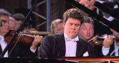 Denis Matsuev (p) & Yuri Temirkanov (cond.) - St. Petersburg Philharmoni...