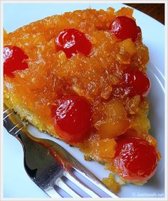 unce) cans pineapple slices, undrained 10 pecan halves 11 maraschino cherries, halved 2 large eggs, separated