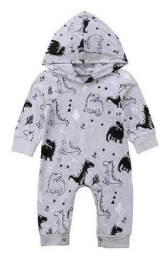 54dd14832923 14 Best Dinosaur Baby Clothes images