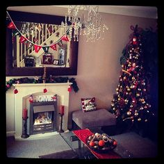 Christmas Stockings And Heels