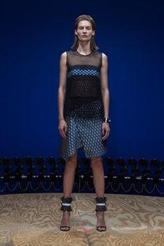 Reed Krakoff womenswear, spring/summer 2015, New York Fashion Week