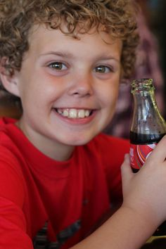 Sometimes it's nice to step away from EMV and Blizzards and all things political to just smile. Perhaps have a Coke and a smile. This guy turned 11 yesterday and is in our circle of family …