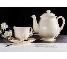 Villa Italia Sakura - Zestaw do herbaty dla 12 osób, pomysł na prezent, ślub, wesele, prezenty ślubne, ślubny prezent, prezent na ślub, prezent z okazji ślubu, prezenty, wyjątkowy prezent, elegancki prezent