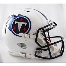 Riddell Tennessee Titans Revolution Speed Helmets
