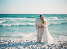 A beautiful destination wedding in Seaside, Florida | photo by Lauren Kinsey Fine Art Photography