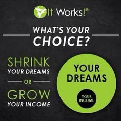 $99 For A Brand New Business!  Yes, you can get the Business Builder Kit, everything you need to get started with It Works!, for only $99! This kit comes complete with: 1 box of the It Works! Wraps (4 applications), 1 FREE month of your personal online office (eSuite), marketing materials, and support from an amazing team and successful sponsor.   What are you waiting for?  Contact me now!  Beth 918-232-7593 changeyourlife@live.com www.bethetay.com