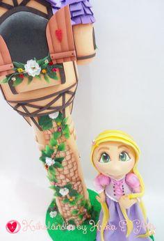Boneca Rapunzel/ Enrolados